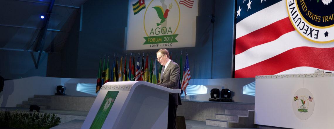 AGOA Forum 2017 Strengthens Economic Ties between U.S. and Sub-Saharan Africa
