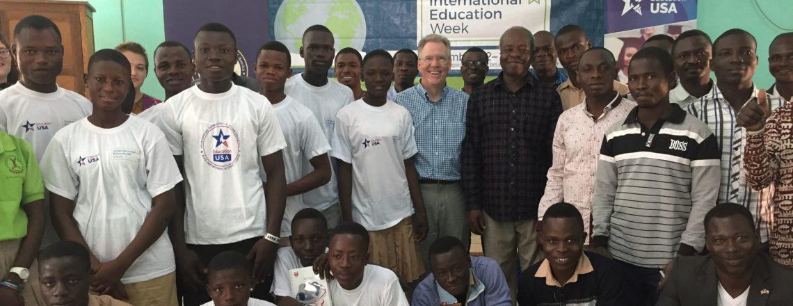 Célébration de la SemaineInternational de l'Education au Togo