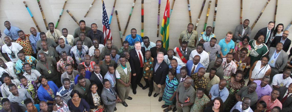 U.S. Assistant Secretary for Africa, Ambassador Tibor Nagy, traveled to Lomé