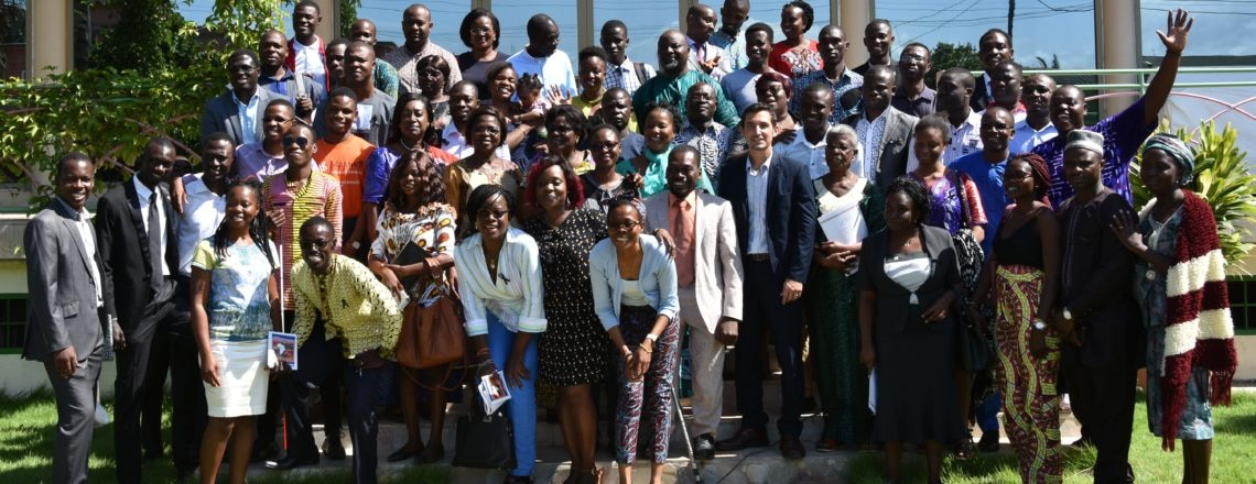 Alumni of U.S. Exchange Programs Join Forces for the Development of Togo