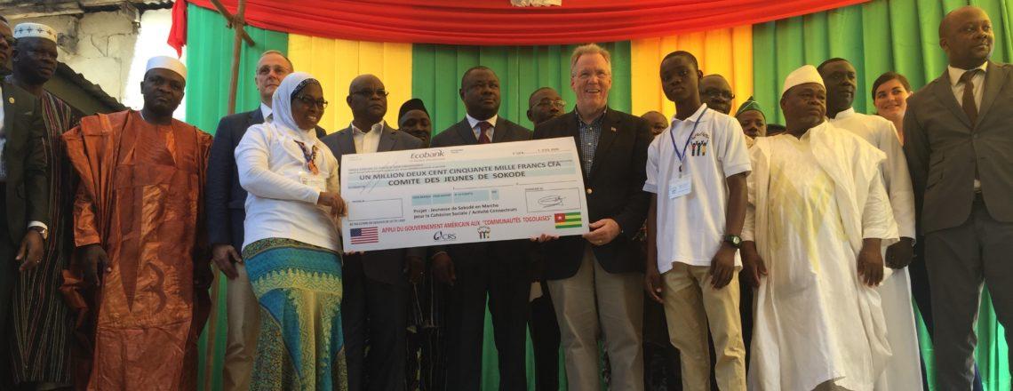 L'Ambassade pour la Promotion de la Cohésion Sociale à Sokode