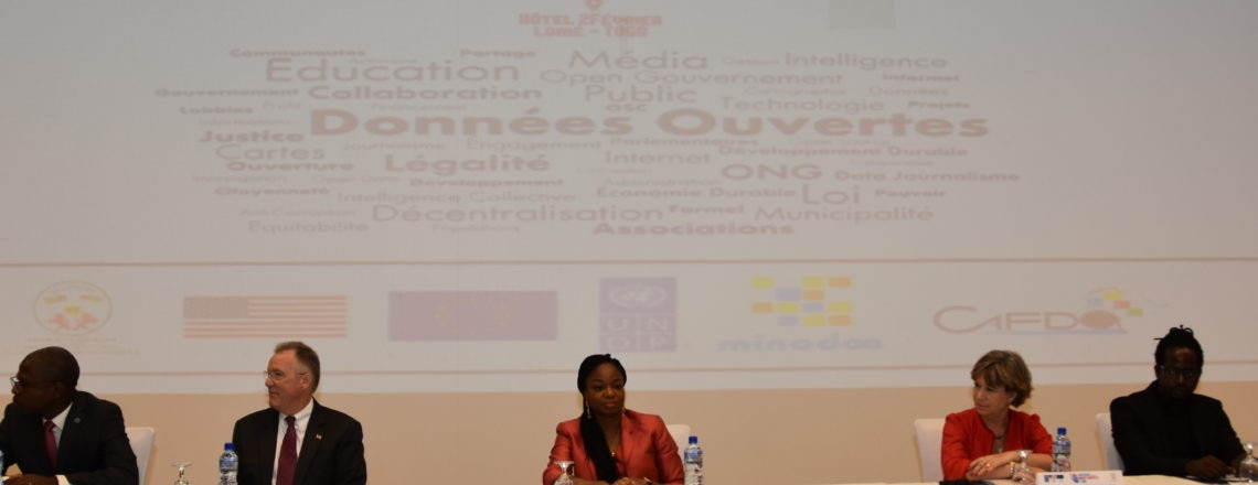 Embassy Organizes Togo's First Conference on Open Data
