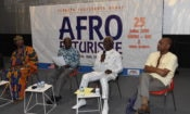 Panellists during the debate on religion and African values