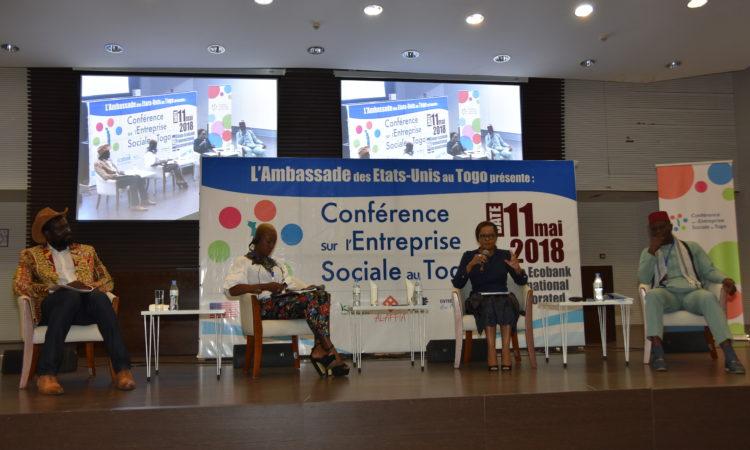 Premier panel sur l'Entreprise sociale en Afrique Perspectives du point de vue des acteurs