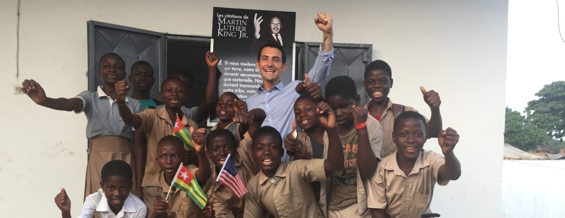 Embassy program supports youth in Sokode who are helping their community