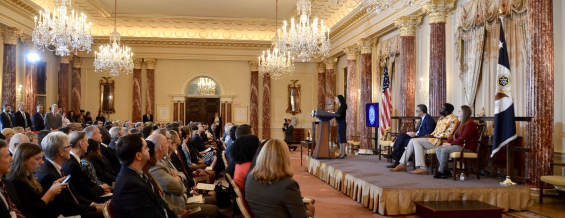 Togolese-American Company Receives State Department's Prize for Corporate Excellence